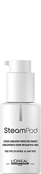Steam activated serum