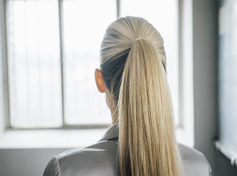 Frau frisur bei haarausfall 29 Schöner